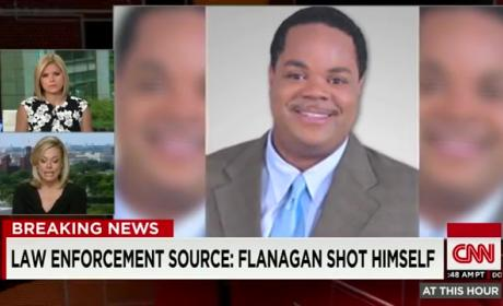 Vester Flanagan: Still Alive, Despite Self-Inflicted Gun Shot Wound