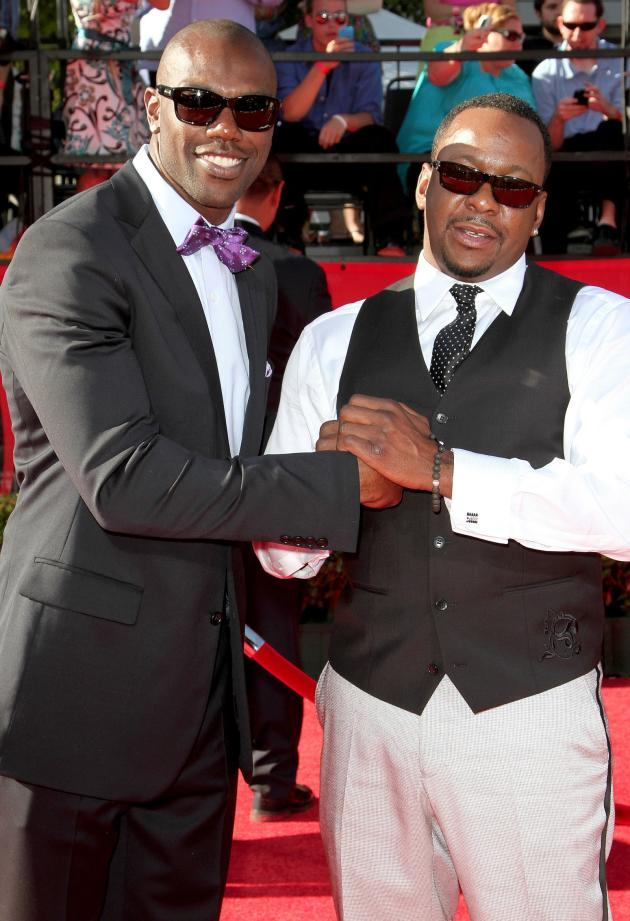 Terrell Owens, Bobby Brown