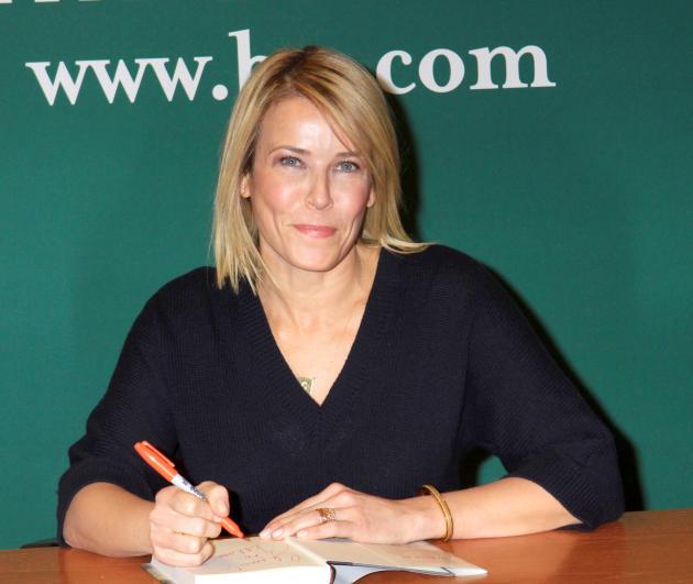 Chelsea Handler Book Signing