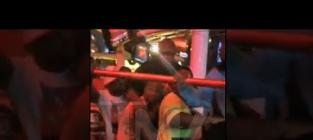 Floyd Mayweather and T.I. Brawl in Las Vegas: Watch the CRAZY Footage!