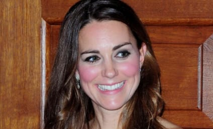 Kate Middleton Shows Off Post-Baby Figure In Sexy Gown at Gala