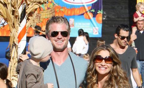 Eric Dane, Rebecca Gayheart Welcome Baby #2!