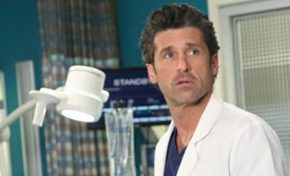 Patrick Dempsey: Leaving Grey's Anatomy?