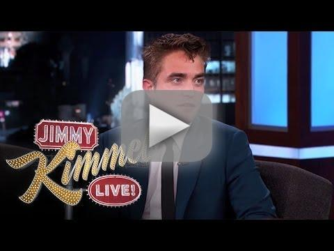 Robert Pattinson Talks The Rover