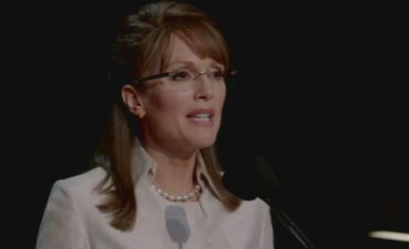 Game Change Trailer: Julianne Moore is Sarah Palin