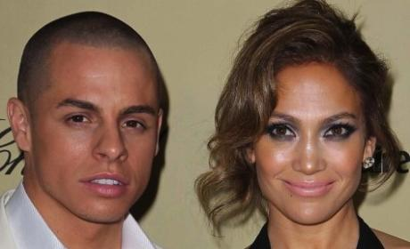 Casper Smart: Caught Cheating on Jennifer Lopez AGAIN?!