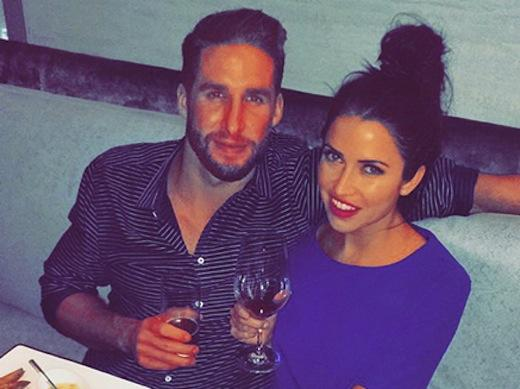 Kaitlyn Bristowe and Shawn Booth