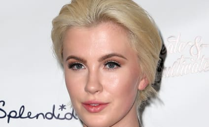 Ireland Baldwin: Topless and Tattooed on Instagram
