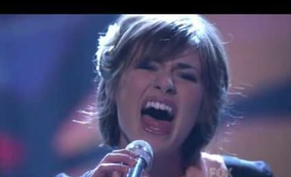 Siobhan Magnus: American Idol Female of the Week