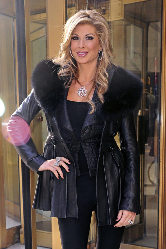 Alexis Bellino Shares Eating Disorder Struggles