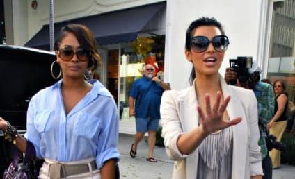 Kim Kardashian Bush Update: Dating Reggie