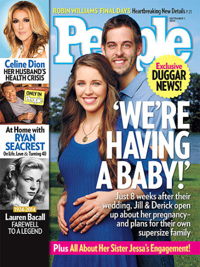 Jill Duggar Expecting!