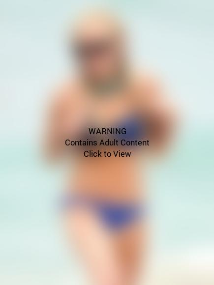 A Hot Lindsay Lohan Bikini Pic