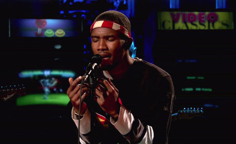 "Frank Ocean NOT Pressing Charges Against Chris Brown, Choosing ""Sanity, Forgiveness"""