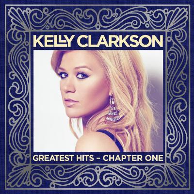 Kelly Clarkson CD Art