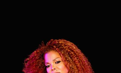 Janet Jackson on Stage