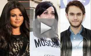 """Selena Gomez Admits to """"Thing"""" with DJ Zedd"""