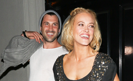 Maksim Chmerkovskiy and Peta Murgatroyd: Back Together!
