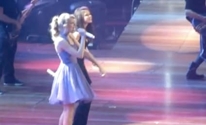 Taylor Swift and Selena Gomez: The Madison Square Garden Duet!