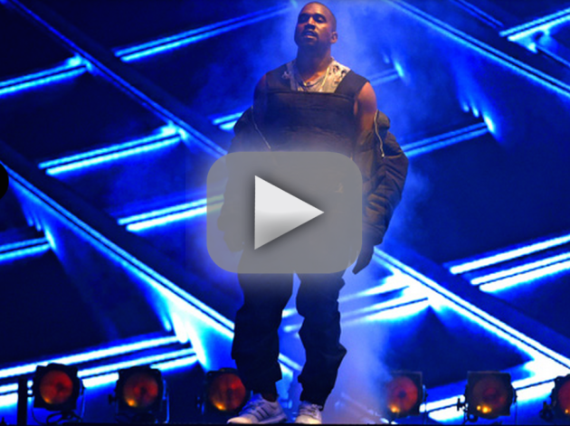 Kanye west all day 2015 billboard music awards