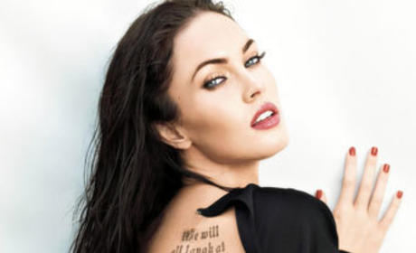 Megan Fox and Olivia Wilde: Possible Make-Out Alert!!!