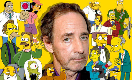 Harry Shearer to Return to The Simpsons