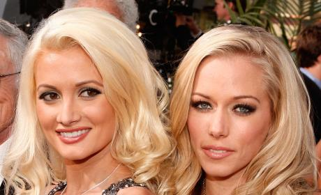 "Kendra Wilkinson on Holly Madison Memoir: More Like ""Up the Wrong Hole"" Amiright!?"