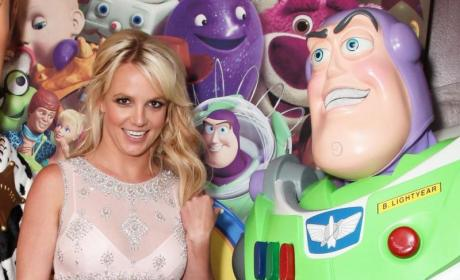 Britney and Buzz