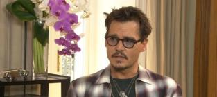 Johnny Depp on Life, Career: I Just Don't Give a F--k!