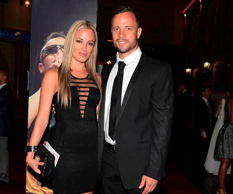 Reeva Steenkamp, Oscar Pistorius Picture