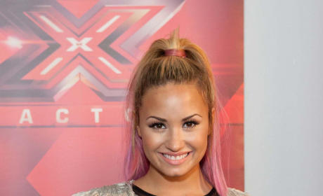 Demi Lovato to Bath Salt Rapping X Factor Hopefuls: See Ya!