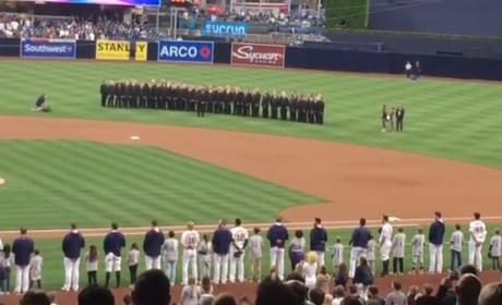 Gay Choir Accuses San Diego Padres of Homophobia