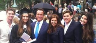 Christina Schwarzenegger Photo
