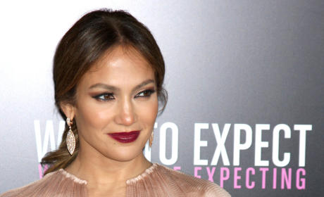 Jennifer Lopez Leads Forbes Celebrity 100 List