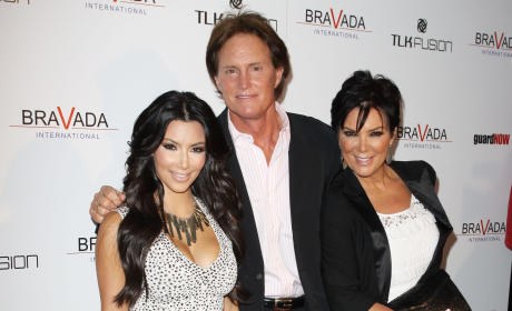 Bruce Jenner Sex Change: Kim Kardashian Was the First to Know, Says Kanye Helped Her Accept It!