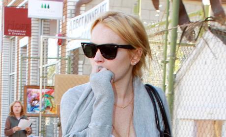 Lindsay Lohan Truly Hearts Samantha Ronson
