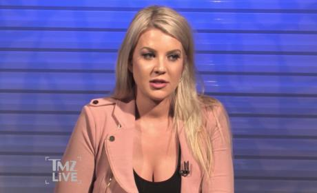 Baylee Curran: Chris Brown Pulled a Gun on Me, and Here's Why!