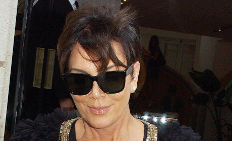 Kris Jenner to North West: Happy Birthday!!!