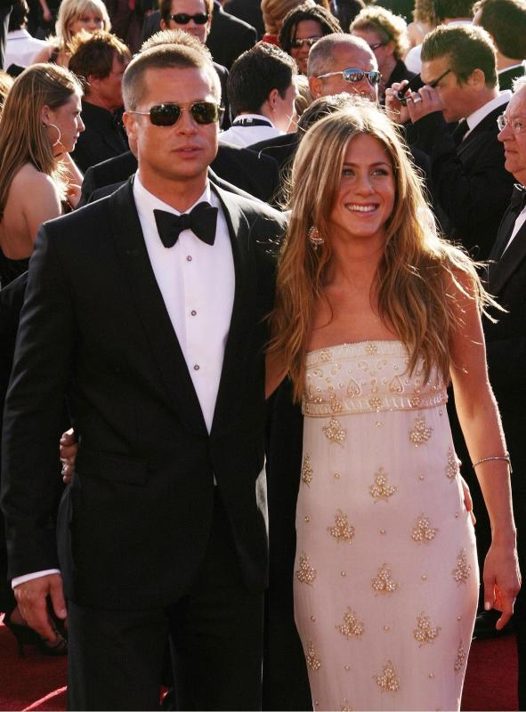 Brad pitt jennifer aniston picture