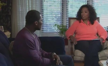 50 Cent and Oprah Settle Beef; Rapper Explains Naming Dog After Mogul