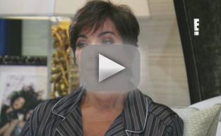Kris Jenner Cries Over Bruce Jenner