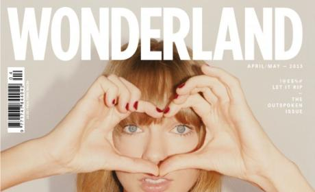 Taylor Swift Wonderland Cover