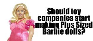 Plus-Size Barbie Pic