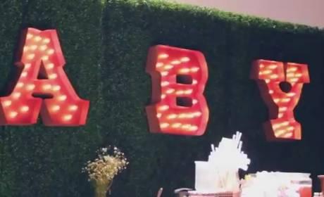 Jessica Simpson Baby Shower Video