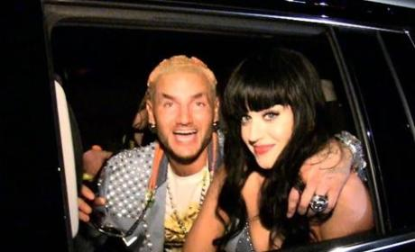 Katy Perry and Riff Raff: We're a Couple!