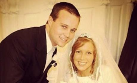 Josh Duggar Wedding Photo