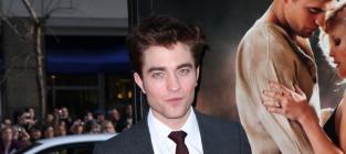 Robert Pattinson Gets Waxed