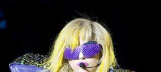 Fashion Face-Off: Lady Gaga Gets Religious!
