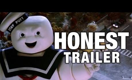 Ghostbusters Honest Trailer