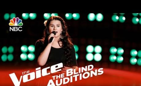 Brenna Yaeger - The House that Built Me (The Voice)